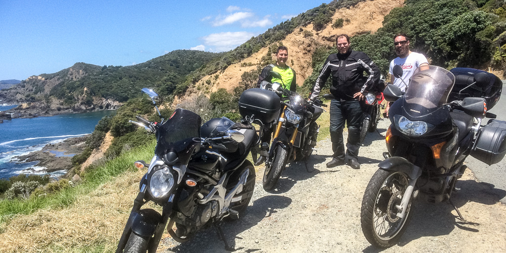 motorbike tour motorcycle tour new zealand accelerated rider training
