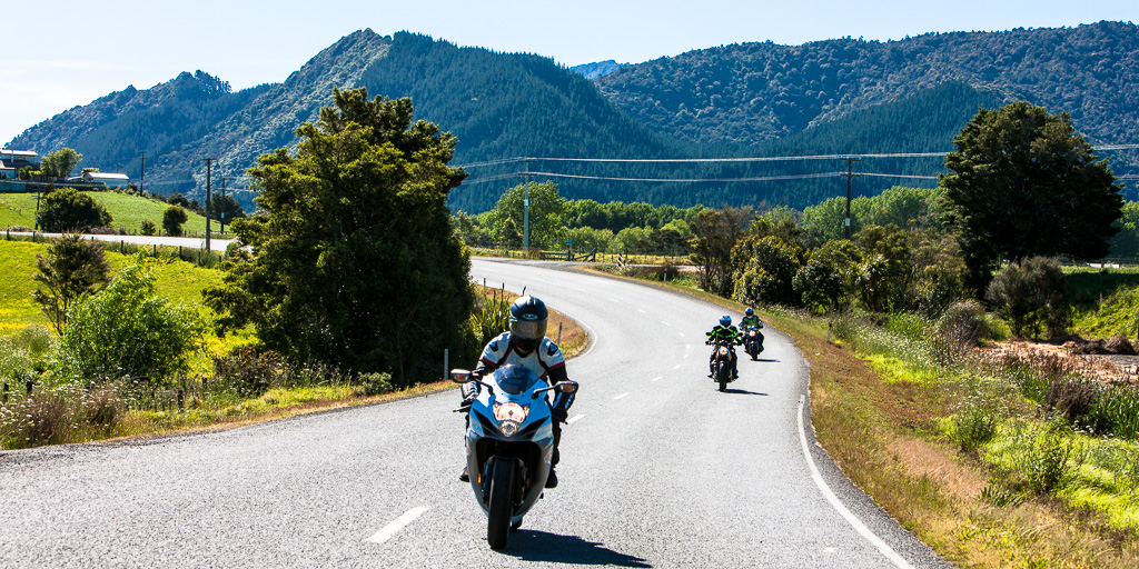 New Zealand Motorcycle Tours Off Road